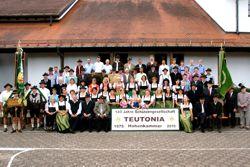 Gruppenbild zu unserem 140-jährigen Gründungsfest am 25. Juli 2015