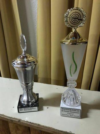 Pokalschießen am 09. März 2018