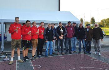 Stockschützen-Gemeinde-Turnier 2018