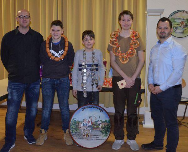 Jugend-Schützenkönige - 2019/20